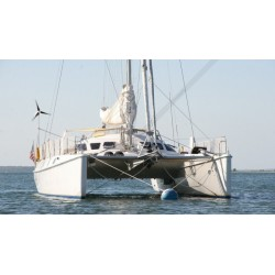 Nets for Outremer 55L (pair)