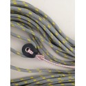 Polyester cord, 6mm X 16m in a loop + KBO pulley