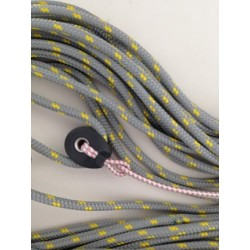 Polyester cord, 8mm X 20m sown in a loop + KBO pulley
