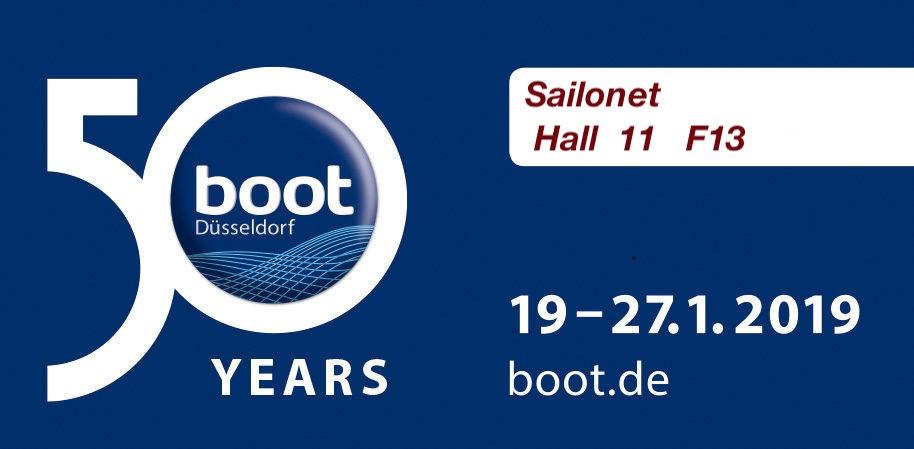 Profitieren Sie von der Bootsmesse-Promotion vom 19. bis 27. Januar.