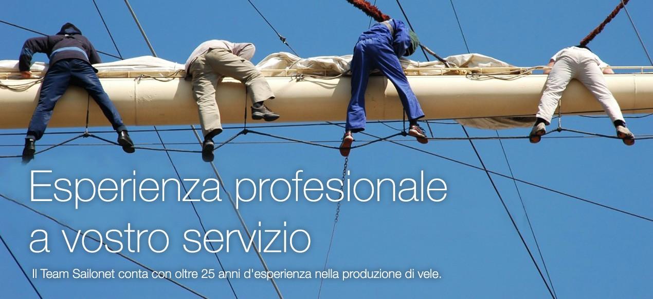 Esperienza profesionale a vostro servizio